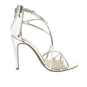 Zigi Soho Shoes - Sexy Zigi Soho Blaker Silver stilettos